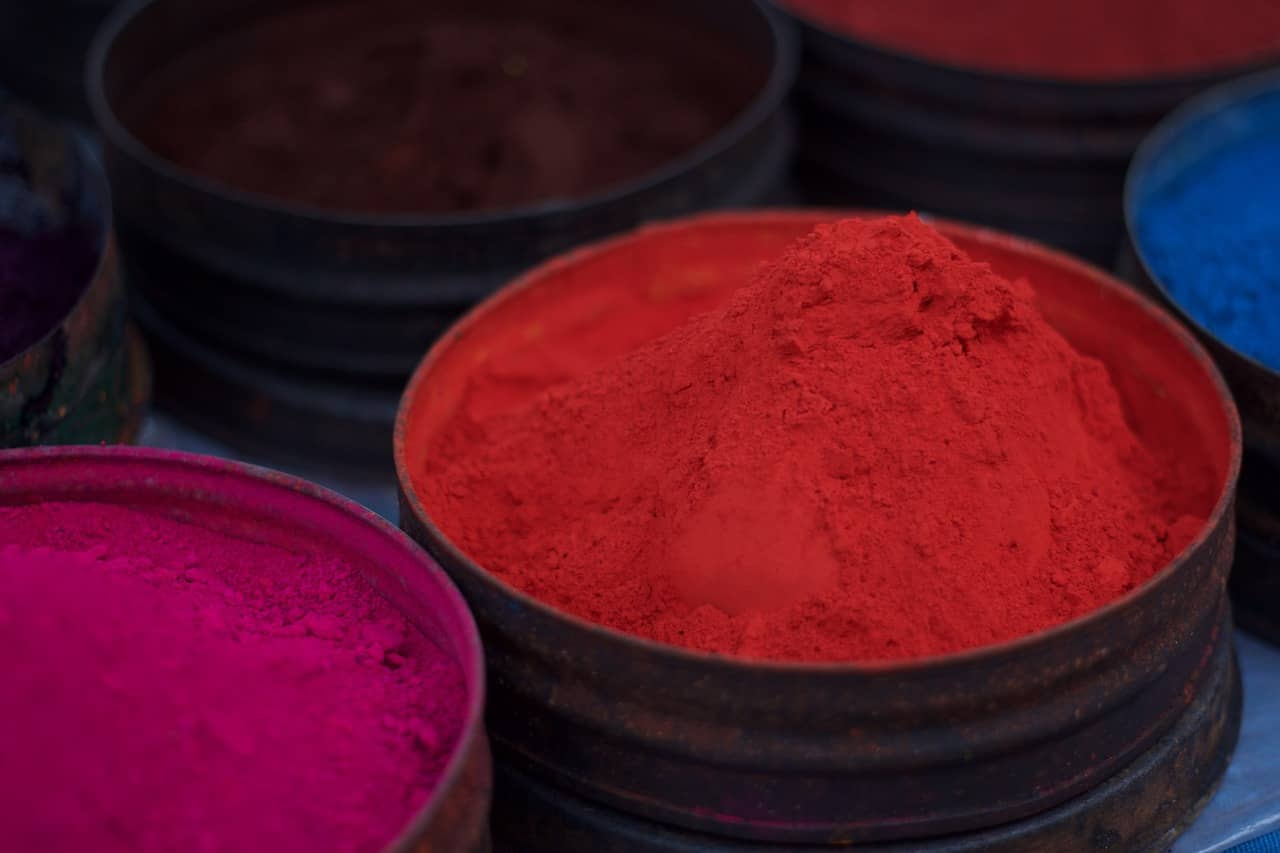 What is pigment makeup